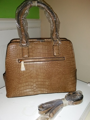 CROC. Handbag with strap