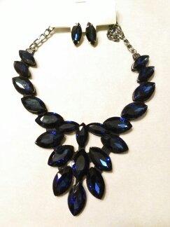 Elegant Blue Set