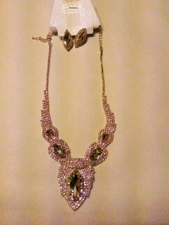 Cinderella diamond set