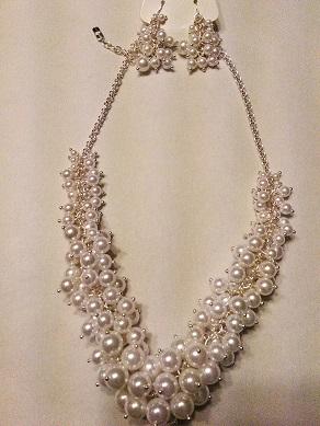 Perfect pearl set