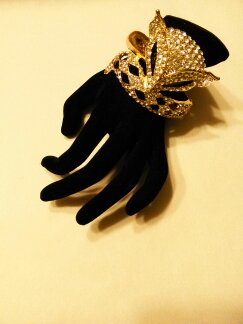Gold Fox Bracelet