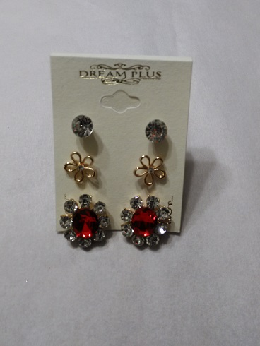 Red diamond set
