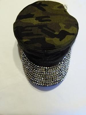 Army stud cap