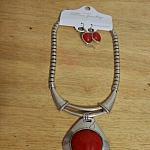 Antique Red Set