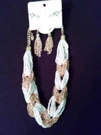 Beaded Rope set