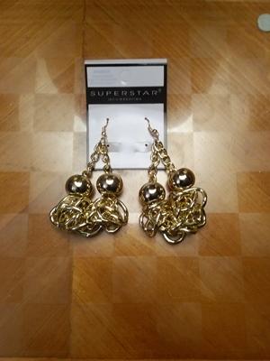 Ball n chains-gold